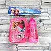 Ланч бокс и пластиковая бутылочка Frozen