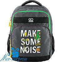 Подростковый школьный рюкзак GoPack GO19-113M-2 (5-9 класс), фото 1