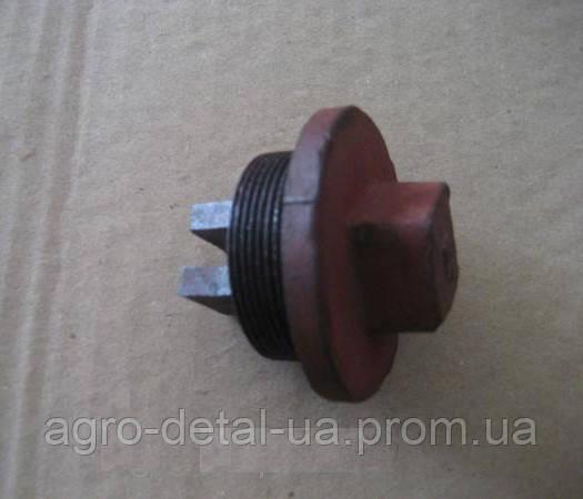 Пробка поддона магнитная 36-1009200 СБ двигателя Д 65 трактора ЮМЗ 6