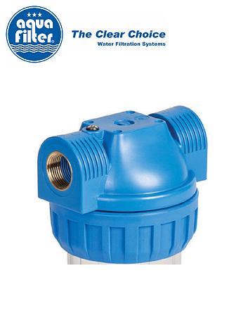 """Корпус фільтра для холодної води 5"""" AquaFilter FHPR5-1-WB 1"""" комплект, фото 2"""