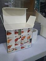Шелк для ремонта трещин ногтей Global Fashion Silk Nail Wrap, фото 3