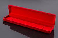 Упаковка для браслетов sherl Бархат Красныйупк-брх-бр-001, КОД: 394072