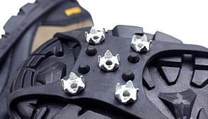 Женский противоскользящей обуви крышка чехол для обуви бахилы альпинистские походы - 1TopShop, фото 2