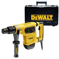Перфоратор SDS-MAX 1050 Вт сила удара 6.1 Дж количество ударов 3150 уд/мин 5.9 кг DeWALT , фото 1