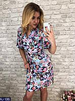 Платье AU-1085