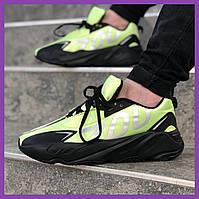 """Мужские кроссовки Adidas Yeezy Boost 700 """"Green-Black"""""""