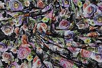 Масло Принт Цветы 2, фото 1