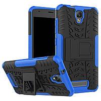Чехол Armor Case для ZTE Blade L5 / L5 Plus Синий