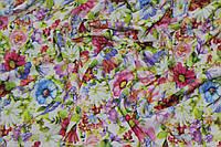 Масло Принт Цветы 9