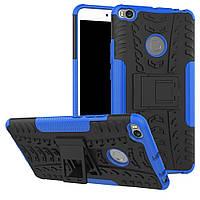 Чехол Armor Case для Xiaomi Mi Max 2 Синий