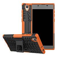 Чехол Armor Case для Sony Xperia L1 G3312 Оранжевый