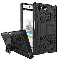 Чехол Armor Case для Sony Xperia X Compact F5321 Черный