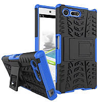 Чехол Armor Case для Sony Xperia X Compact F5321 Синий