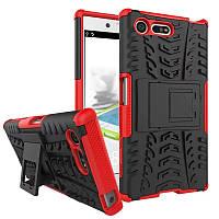Чехол Armor Case для Sony Xperia X Compact F5321 Красный