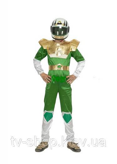 Костюм «Космический реинджер»+шлем (4 цвета)