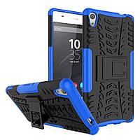 Чехол Armor Case для Sony Xperia XA Ultra / C6 Ultra Синий