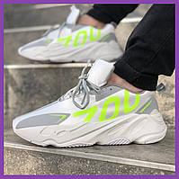 "Мужские кроссовки Adidas Yeezy Boost 700 ""White-Grey"""