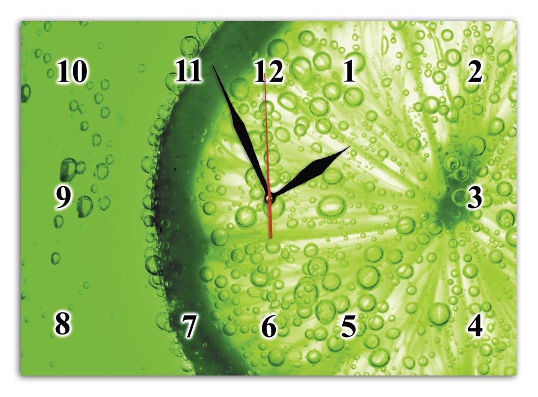 Часы настенные стеклянные Т-Ок 002 SG-25035038