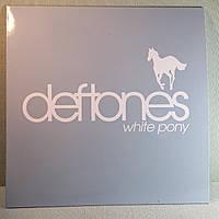 CD диск Deftones - White Pony