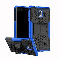 Чехол Armor Case для Nokia 3 Синий