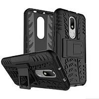 Чехол Armor Case для Motorola Moto M XT1662 / XT1663 Черный