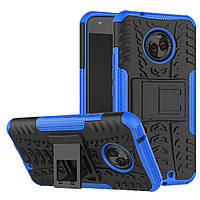 Чехол Armor Case для Motorola Moto X4 XT1900 Синий