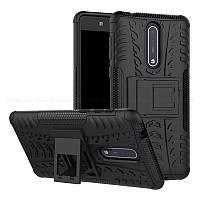 Чехол Armor Case для Nokia 5 Черный