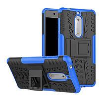 Чехол Armor Case для Nokia 5 Синий