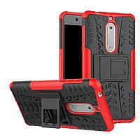 Чехол Armor Case для Nokia 5 Красный