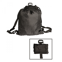 Рюкзак ROLL-UP Mil-Tec ROLL-UP черный