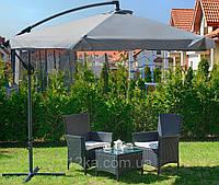 Зонты садовые: как правильно выбрать