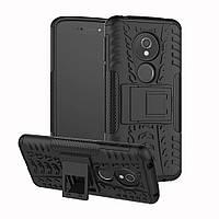 Чехол Armor Case для Motorola Moto E5 Play XT1921 Черный