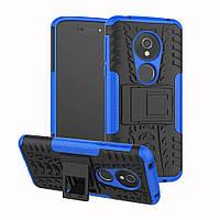 Чехол Armor Case для Motorola Moto E5 Play XT1921 Синий