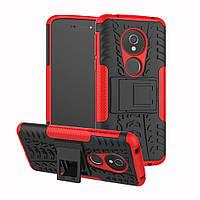 Чехол Armor Case для Motorola Moto E5 Play XT1921 Красный