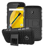 Чехол Armor Case для Motorola Moto E XT1021 Черный