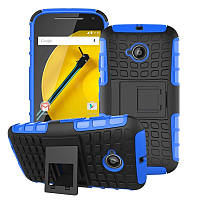 Чехол Armor Case для Motorola Moto E XT1021 Синий