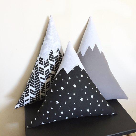 Комплект подушек горы (3 шт.)