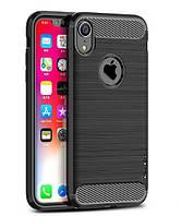 "Силиконовый чехол iPaky Slim Series для Apple iPhone XR (6.1"")"