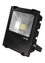 LED прожектор с радиатором Euroelectric SMD 100W 6500K IP65