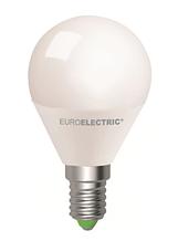 LED Лампа Euroelectric G45 5W E14 4000K