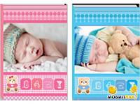 Фотоальбом детский UFO 10x15x200 Baby's sleep