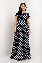 Длинное платье в пол размеры 44-64р, фото 2