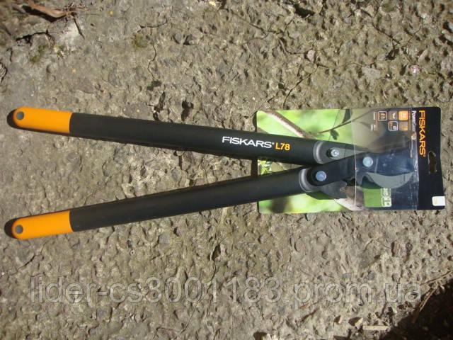 Сучкорез PowerGear™ плоскостной от Fiskars (L) (112590)