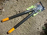 Сучкорез PowerGear™ плоскостной от Fiskars (L) (112590), фото 2