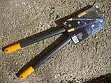 Сучкорез PowerGear™ плоскостной от Fiskars (L) (112590), фото 7