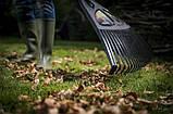 Грабли для листьев Fiskars Solid (XL) (135090), фото 4