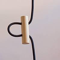 Деревянная пряжка для провода [ WOOD ], фото 1