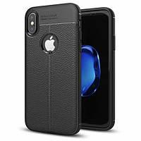 Чехол Touch для Iphone X бампер оригинальный Black