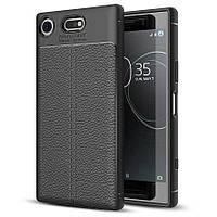 Чехол Touch для Sony Xperia XZ1 Compact / G8441 бампер оригинальный черный