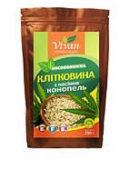 Шрот из семян конопли Vivan 250 г